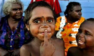 Wellbeing of Aboriginal Australians
