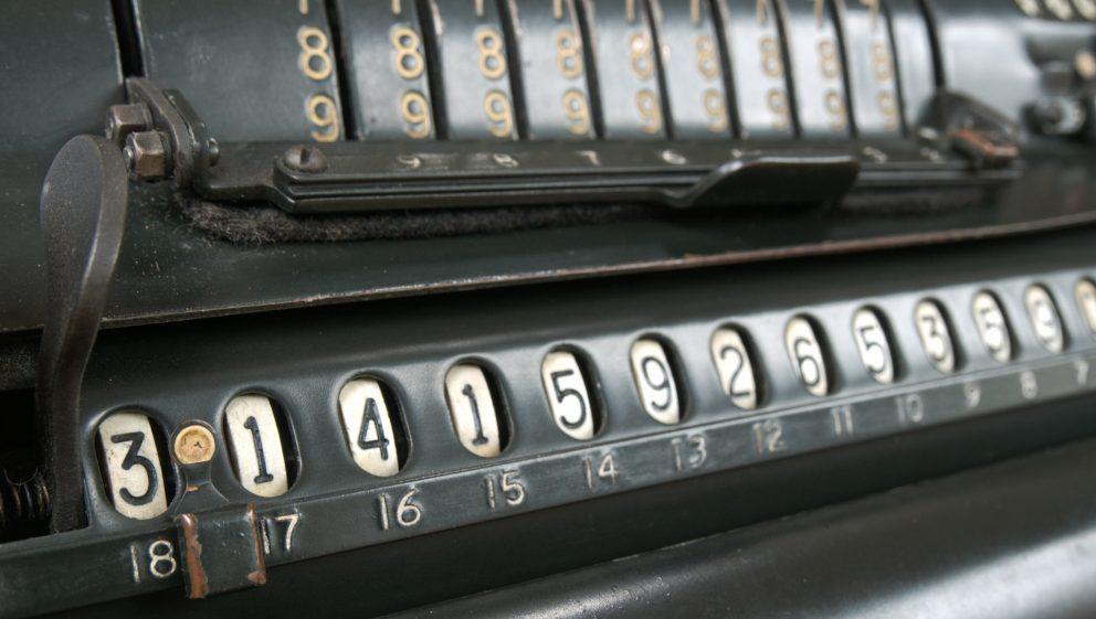Calculate Vintage Calculator
