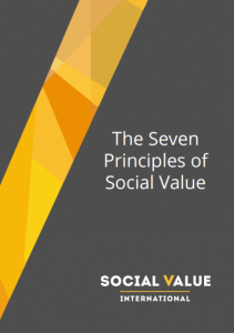 SVI Seven Principles of Social Value Cover